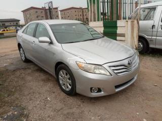 2011 Toyota Carmy silver