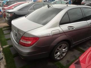 2012 Mercedes Benz C300 Grey