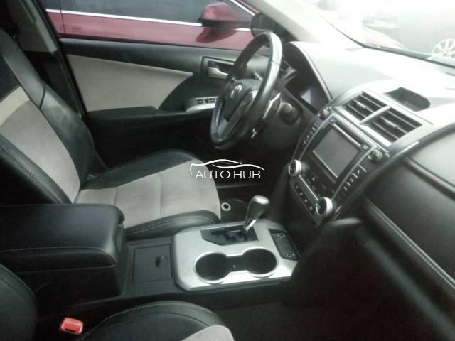 2012 Toyota Camry Sport Silver