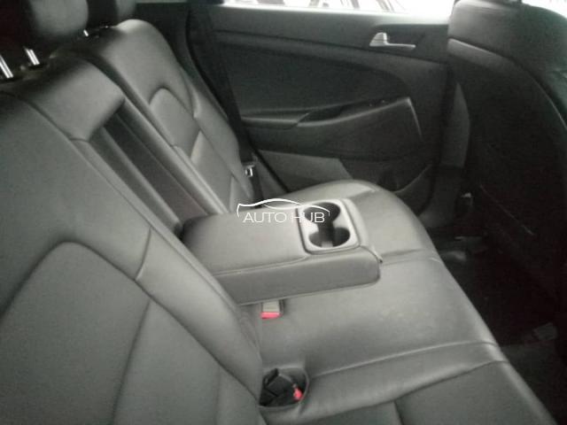 2016 Hyundai Tucson Red