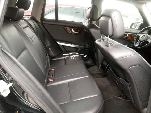 2014 Mercedes Benz GLK350 Black