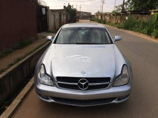 Toks 2007 Mercedes Benz cls500