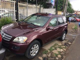 Toks 2007 Mercedes Benz ML350