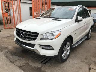 Toks 2012 Mercedes Benz ML350