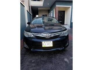 Reg 2013 Toyota Camry Le