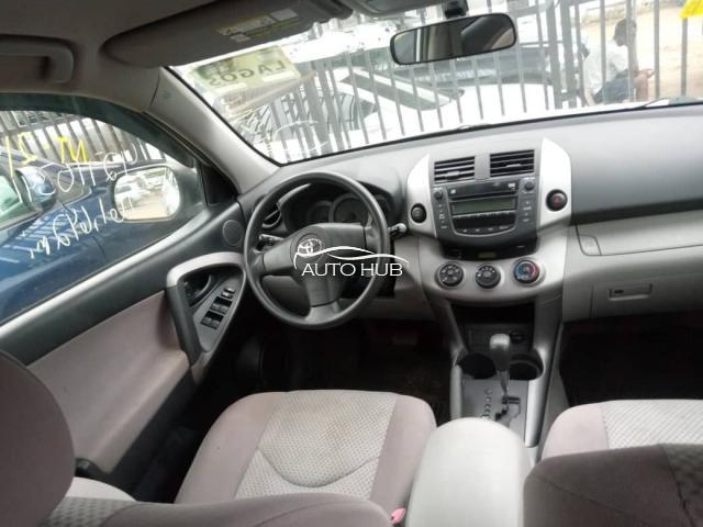 2007 Toyota Rav-4 Silver