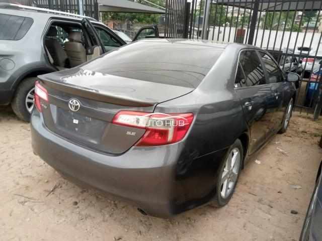 2014 Toyota Camry Grey