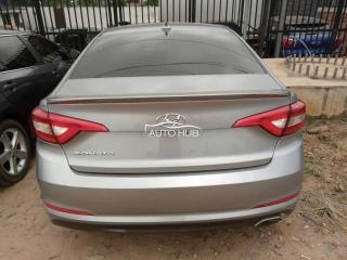 2015 Hyundai Sonata Grey