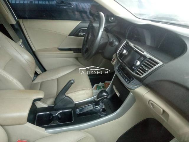 2013 Honda Accord White