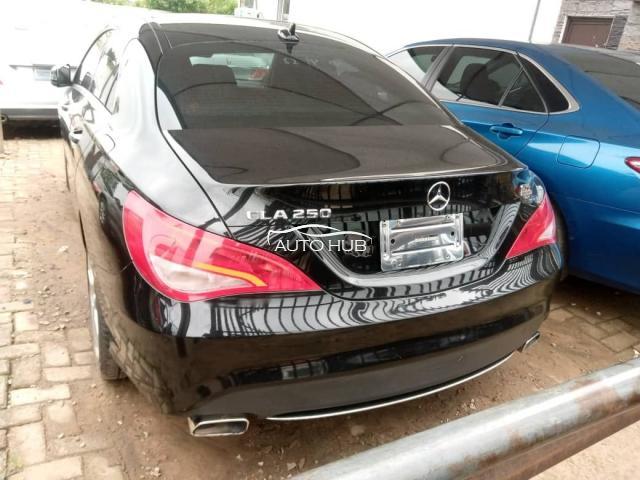 2012 Mercedes Benz CLA250 Black