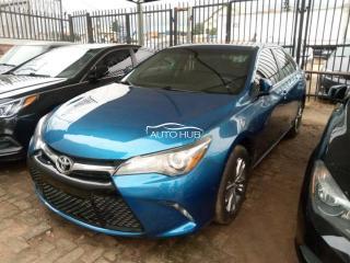 2017 Toyota Camry Sport Blue