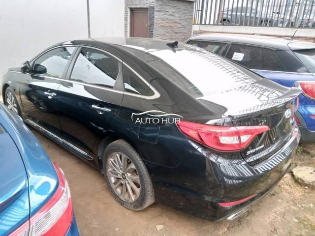 2014 Hyundai Sonata Black