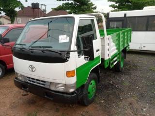 1995 Toyota Dyna150 Green