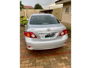Nigeria used Toyota Corolla