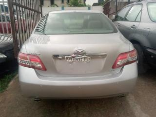 2012 Toyota Camry  XLE Silver