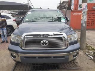 2008 Toyota Tundra Grey