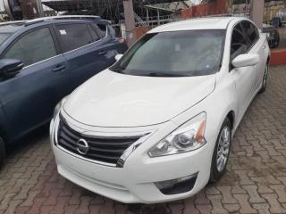 2014 Nissan Altima White