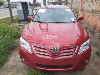201 Toyota Camry Red