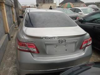 2011 Toyota Camry Sports Silver