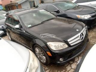2008 Mercedes Benz C300 Black