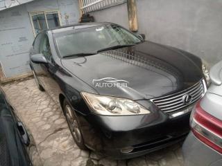 2008 Lexus ES 350 Black