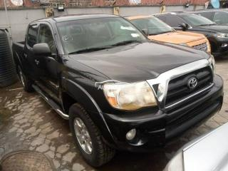 2007 Toyota Tacoma Black