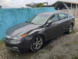 2012 Acura Shawd Grey