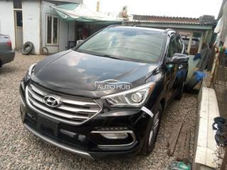 2015 Hyundai Santa FE Sport Black